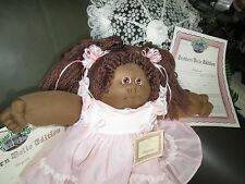 Cabbage Patch Kids Soft ,Southern Belle Limited Ed., 1986 W/ Papers,& Pd. Ship.