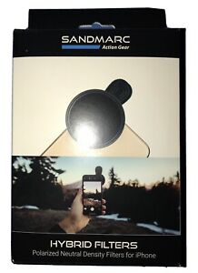 SANDMARC Hybrid Filters Polarized Neutral Density Filters  iPhone * NEW in Box *