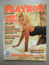 PLAYBOY (POL)  11 – 1997  DONALD TRUMP 5 Seiten