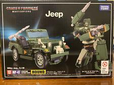 Takara Tomy Transformers Masterpiece MP-47 Hound Action Figure - READ