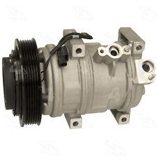 A/C Compressor-New Compressor 4 Seasons 158334