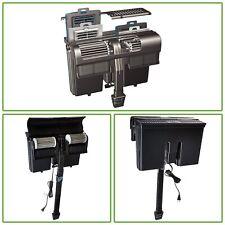 Aquarium Fish Tank Bio Wheel Emperor 400 GPH Power Filter Multi Stage Filtration