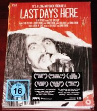 Pentagrama:Last Days Here DOCUMENTAL DVD 2016 Peaceville records dvdvile20 NUEVO