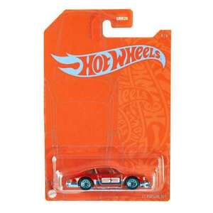 Hot Wheels Orange and Blue '71 Porsche 911