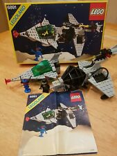 Lego 6891 Space 1985 Vintage Boxed Complete With Instructions +  mini figure....