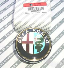 ALFA ROMEO 159  New Genuine Rear Emblem Boot Badge 50531454 ( PUSH TYPE )