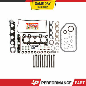 Full Gasket Set Head Bolts for 03-06 Honda Element Accord 2.4 K24A4 DOHC