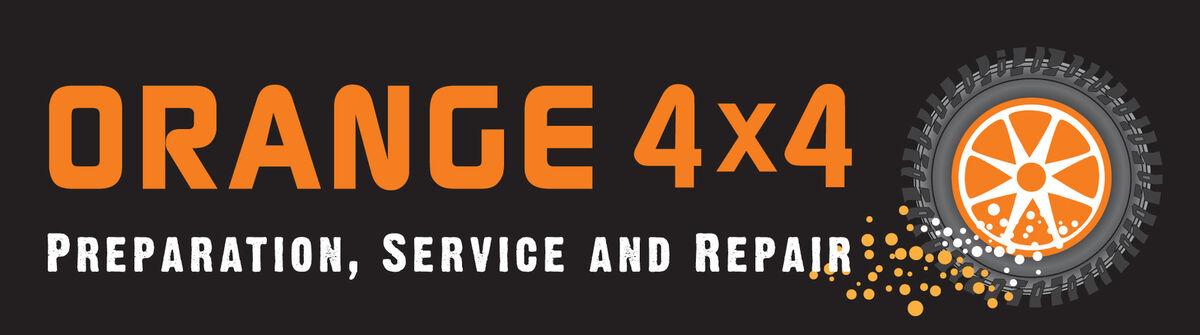 Orange 4x4 Bristol