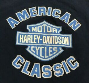 HARLEY DAVIDSON AMERICAN CLASSIC RIDE HARD LIVE FREE BANDANA MOTORCYCLE USA