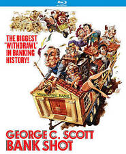 Bank Shot - Blu-ray - George C. Scott - New
