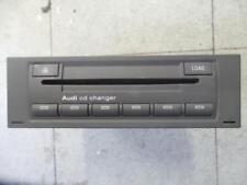 AUDI A4 RADIO/CD/DVD/SAT/TV CD STACKER IN GLOVEBOX, B7, 03/05-07/09 05 06 07 08