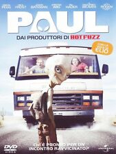 Dvd PAUL - (2011)  ***David Arnold,Jason Bateman*** .....NUOVO