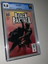 Black Panther #2 CGC 9.8 1st Appearance Shuri
