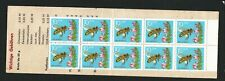Germany DDR 2788 MNH 1990 Bees Collecting Nectar 10pf Full Booklet of 10