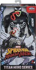 Hasbro Spider-Man Maximum Venom 30cm Action Figura - Nera/Bianca
