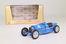 Brumm R41; Bugatti Type 59; Racing Model, Blue, RN4; Excellent Boxed