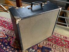 KILLER TONE 1961 SEARS SILVERTONE 1434 GUITAR AMPLIFIER HARP AMP (1485)