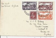 NEW ZEALAND 1931 FLIGHT COVER