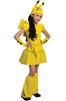 Pokemon Girl's Pikachu Child Costume, Pokemon Go Pikachu, Detective Pikachu