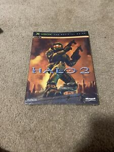 XBOX HALO 2  THE OFFICIAL Strategy GUIDE Microsoft BRAND NEW FACTORY SEALED