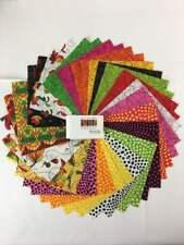 """AUTUMN BREEZE Fabric Charm Pack 5"""" squares 100% Cotton Benartex"""