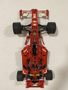 Lego Ferrari #8674 F1 Racer 1:8 100% Complete