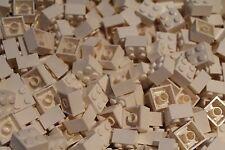 200 X LEGO ® Brick/pietra/pietre 2x2 (3003) in Bianco/White NUOVO