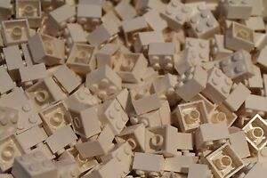 200 x LEGO® Brick / Stein / Steine 2x2 ( 3003 ) in Weiß / White NEU