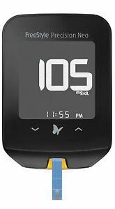 Abbott Freestyle Precision Neo Blood Glucose Monitoring System EXP 2024