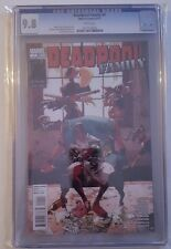 Deadpool Family #1 CGC 9.8 NM/M Marvel Comics 6/11 Jason Pearson Cover VERY RARE
