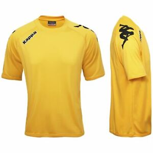Kappa T-shirt sport Active Jersey Man KAPPA4SOCCER VENETO 2 Soccer sport Shirt