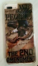 Fits Apple iPhone 7 Plus / 8 PlusWe The People 2nd Amendment Case #403