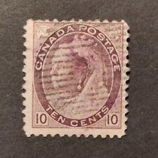 CANADA CLASSICS 1898 MI.NR. 71
