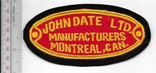 SCUBA Hard Hat Diving Canada John Date Ltd. 12 Bolts Helmets Montreal QC Red