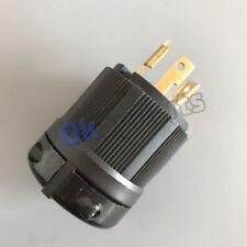 NEMA L5-30P 30A 125V POLE 3 WIRE Generator LOCKING PLUG L5-30P Male