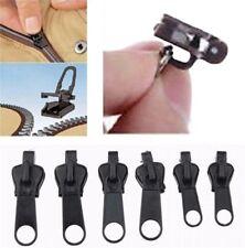 Fix A Zipper Zip Slider Rescue Instant Repair Kit Replacement Removable 6Pcs