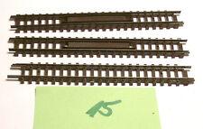 Arnold Spur N  2 x ger. Trenn-Gleis 111 mm mit Eingleiser  Bastler (15)