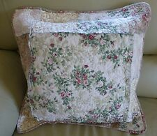 Grandma Patchwork Country Euro European Cushion Cover