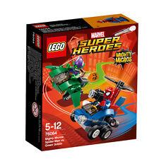 Lego Dc Super Heroes Mighty Micros: Hombre Araña Vs Duende Verde 76064 NUEVO PRECINTADO
