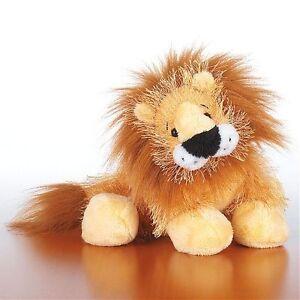 Ganz Webkinz Lil'Kinz Lion ~ Stuffed Animal Plush Only