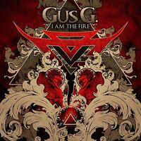 GUS G. - I AM THE FIRE (SPECIAL EDITION DIGI)  CD NEUF