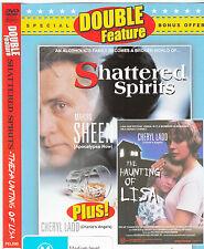 Shattered Spirits-1986-Martin Sheen/The Haunting of Lisa-1996-Movie-DVD