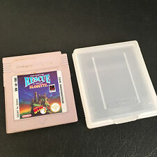 RESCUE OF PRINCESS BLOBETTE NINTENDO GAME BOY COLOR GBC ADVANCE GBA PAL