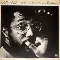 Billy Cobham - Shabazz Live in Europe  (EX/VG+) [A1-1616] vinyl LP