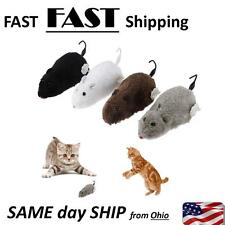 2 PACK wind up mouse / rat