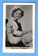 SHIRLEY TEMPLE  VINTAGE PHOTO CARD PUBLISHER LATVIA 531