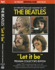 """THE BEATLES / """"LET IT BE"""" PREMIUM COLLECTOR'S EDITION【4DVD+1CD】*F/S"""
