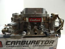 Edelbrock 1405 600 Cfm Carburetor With Manual Choke