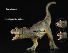 New Jurassic Dinosaur Carnotaurus collectible Animal Model Figurine Figure Toy