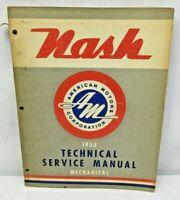 AMC NASH AMBASSADOR STATESMAN LOWER BRAKE SPRING SET  1949-1956